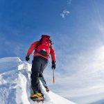 El escalador debe aceptar el miedo